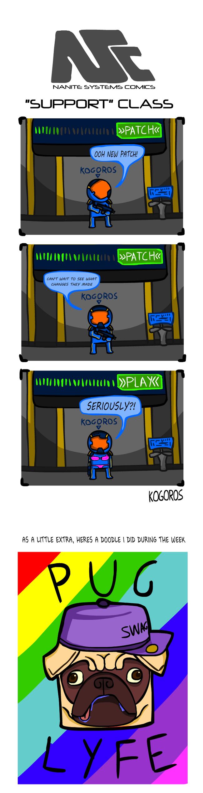 komiks 12 patch