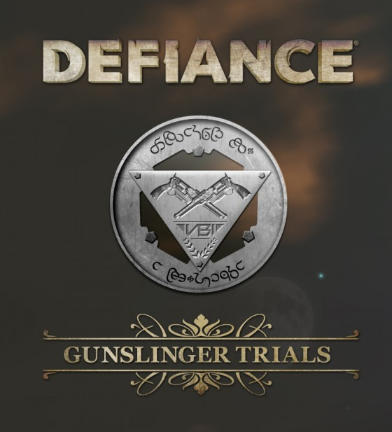 DLC4 Gunslinger Logo
