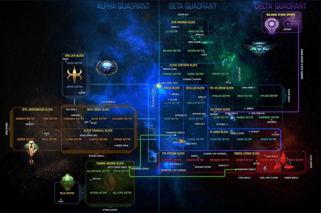 STO mapa
