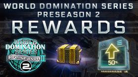 WDS pre-sezon 2 nagrody