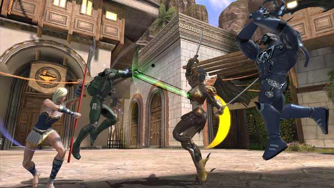 DCUO DLC10 Amazonki 3