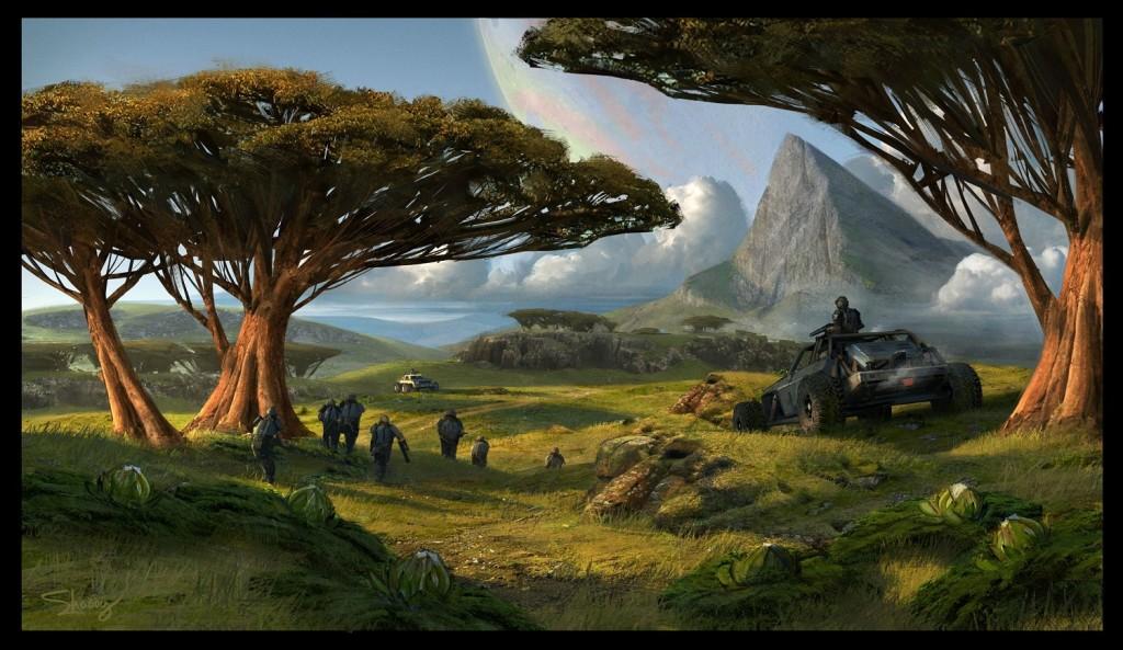 Planetside 2 concept art 12