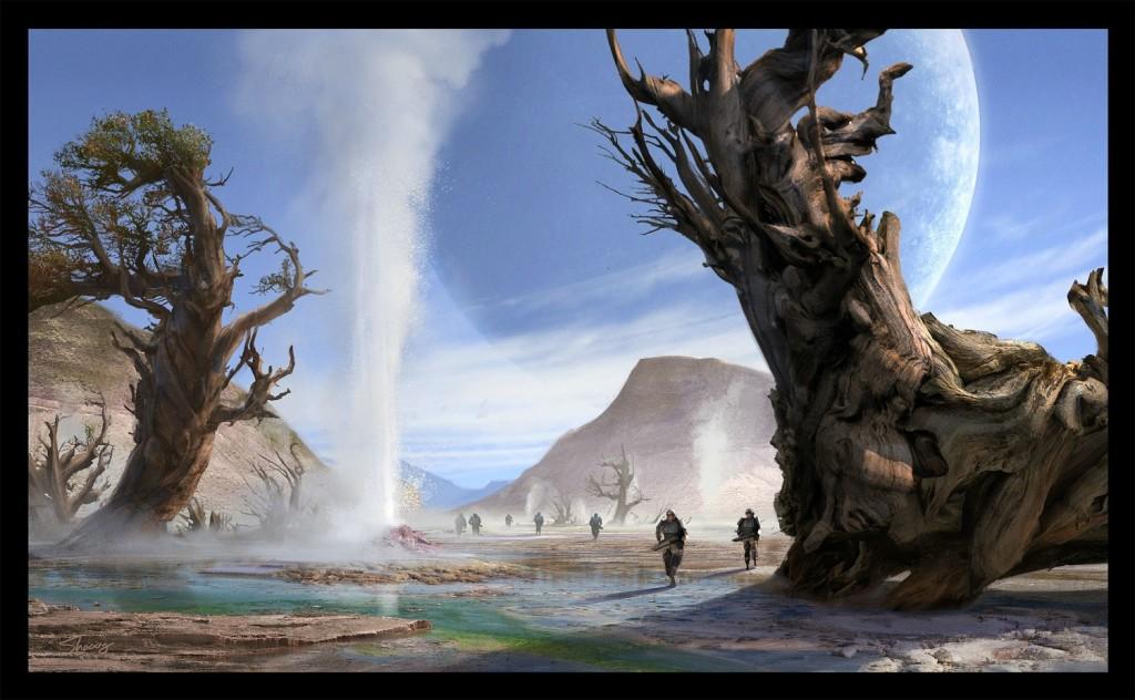 Planetside 2 concept art 5