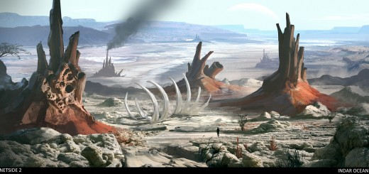 Planetside 2 concept art 6 Indar