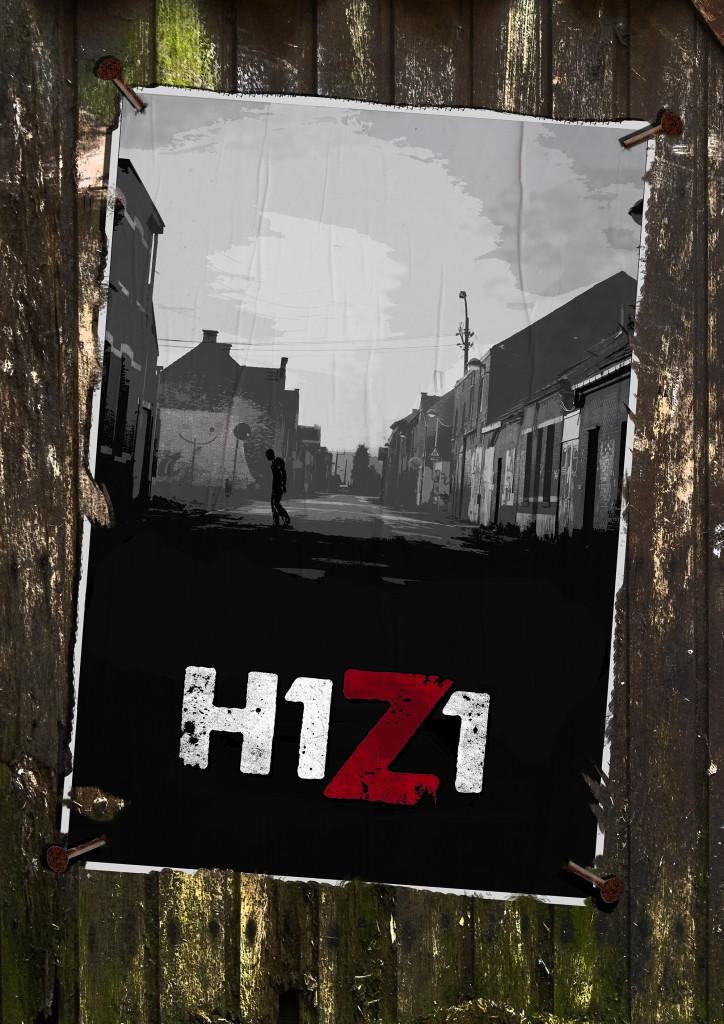 h1z1 poster