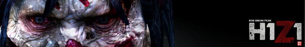 h1z1 zombie baner bob