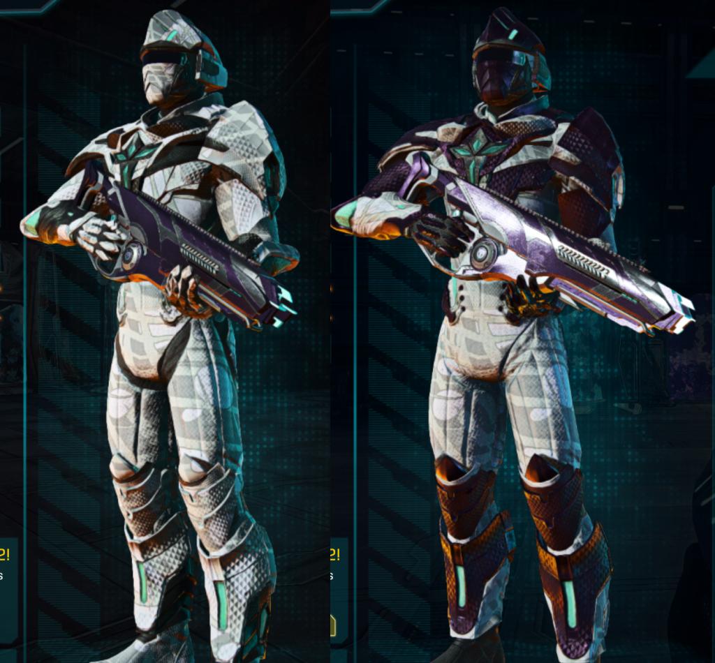 VS HA w Air Camo and Standard Armor