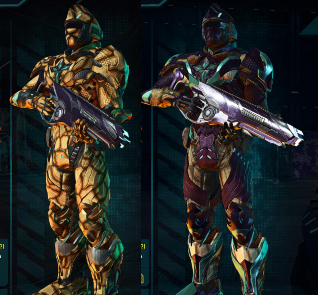 VS HA w Giraffe Camo and Composite Armor