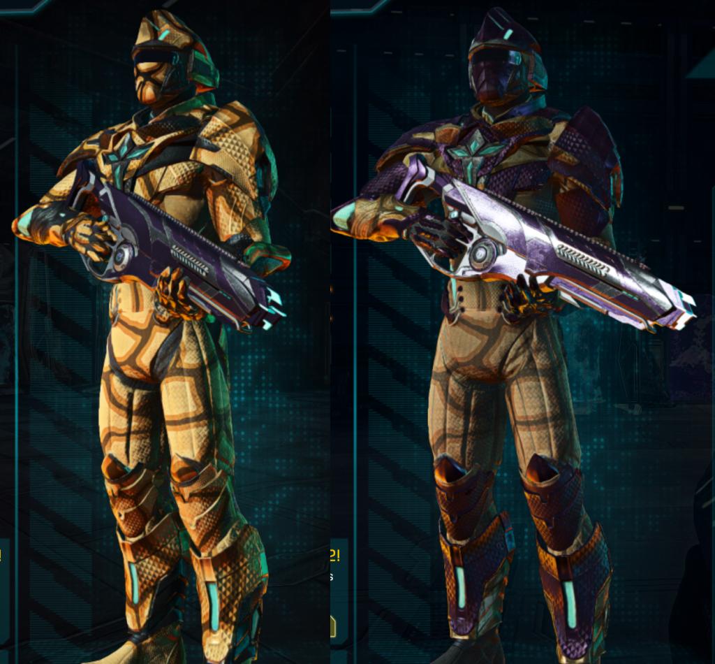 VS HA w Giraffe Camo and Standard Armor