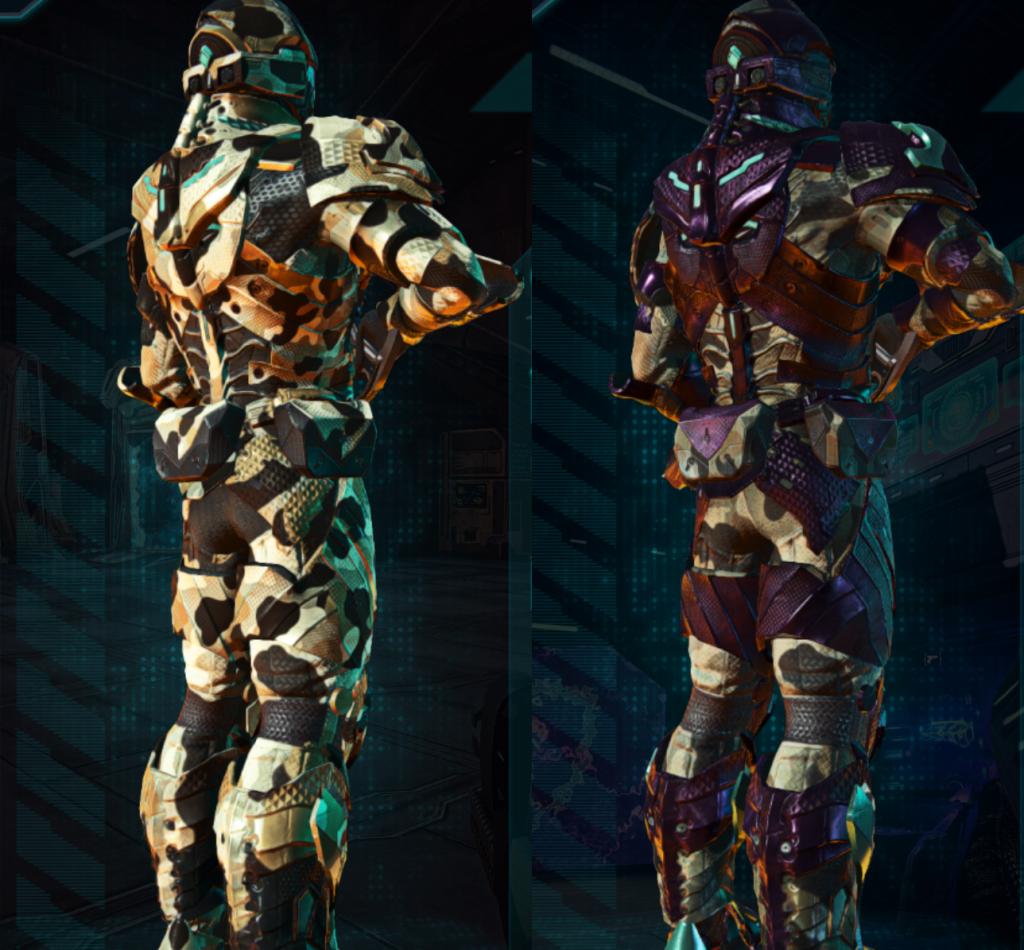 VS HA w Indar Scrub and Composite Armor Rear