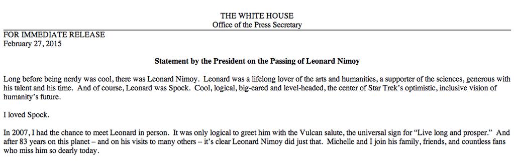 RIP_leonard_Nimoy_White-House