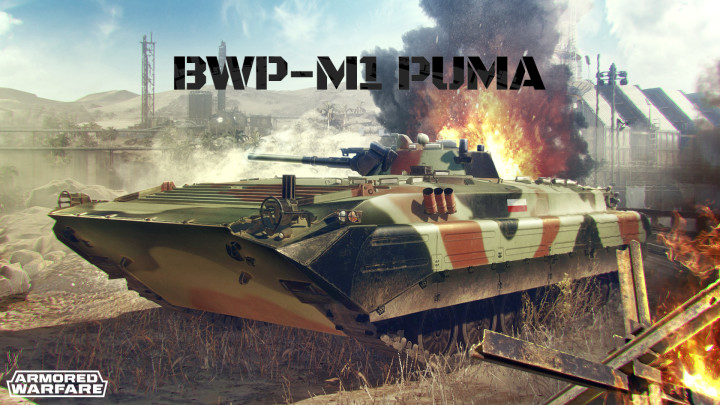 BWP-1M_Puma_Art