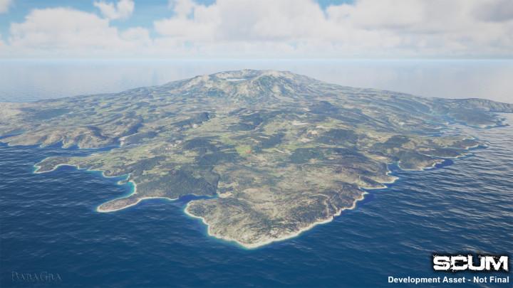 Scum-wyspa
