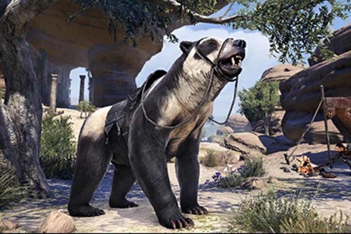 TESO_mounty-masked-bear