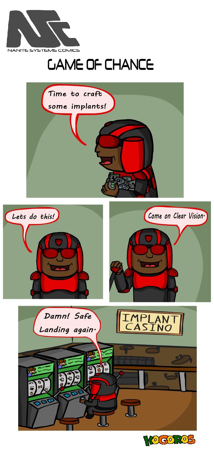 komiks 37 - implanty